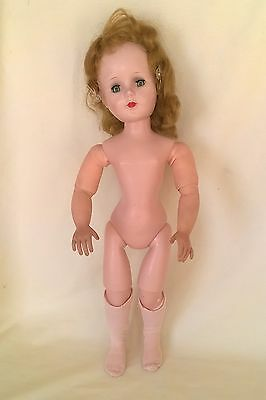 """Vintage American Character Sweet Sue Doll As Is For Parts 20"""" $12.99"""