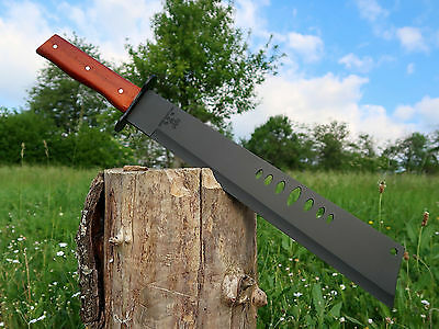 Massive Machete 49 cm Huntingknife Machette Knife Bowie Coltello Couteau M016 OT