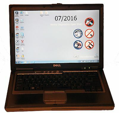 07/2016 MB Xentry DAS EPC WIS VEDIAMO Diagnostic laptop for Star C4 SDconnect C5