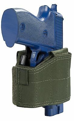 Universal Pistol Holster WARRIOR Elite Ops -Farbe: Olive Seite: Right
