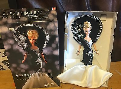 Barbie Doll Bob Mackie Diamon Dazzle Jewel Essence Collection