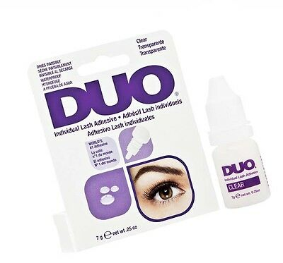 Ardell Duo Individual Wimpernkleber Waterproof Wasserfest Clear Farblos 7G