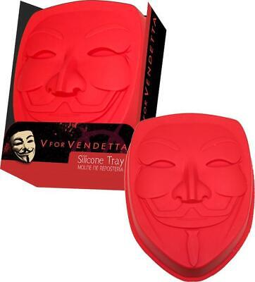 SD Toys V For Vendetta - Mask Silicone Cake Mould