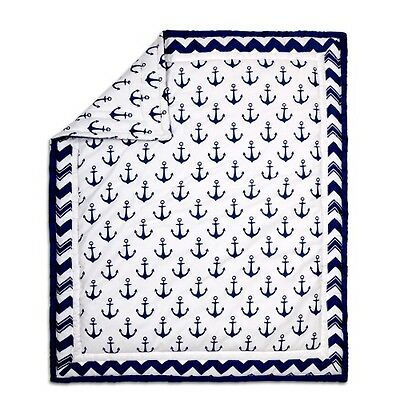 The Peanut Shell Anchor Quilt