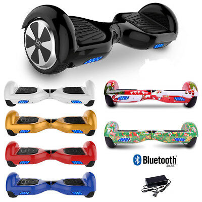 """6.5"""" Cool&Fun Gyropode Skate électrique Smart overboard Self Balancing Scooter"""