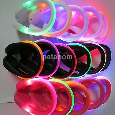 LED Luminous Shoe Clip Light for Running /Cycling/Jogging Night Outdoor Sports