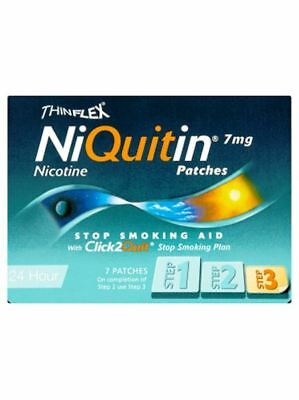 Niquitin CQ Patches 7mg Original - Step 3 - 7 Patches