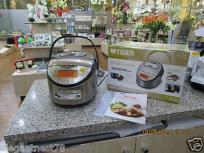 Tiger rice cooker 10cup 1.8L induction heating computer control  Made in Japan