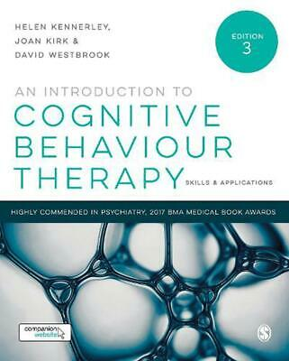 An Introduction to Cognitive Behaviour Therapy by Helen Kennerley Paperback Book