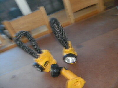 X3 Dewalt Torches