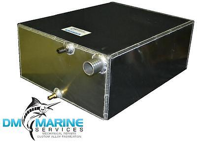 Marine Aluminium Boat Fuel Tank - 50L - Custom Made