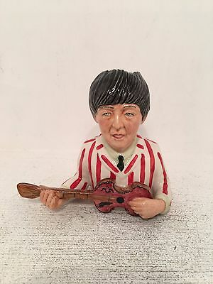 Manor Collectables Paul Mccartney Limited Edition Toby Jug 484 of 1963 *MINT*