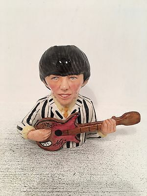 Manor Collectables George Harrison Limited Edition Toby Jug 486 of 1963 *MINT*