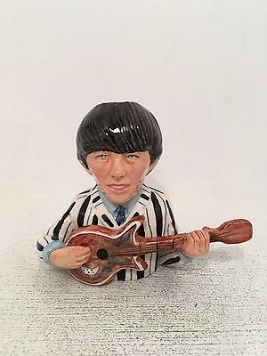 Manor Collectables George Harrison Limited Edition Toby Jug 483 of 1963 *MINT*
