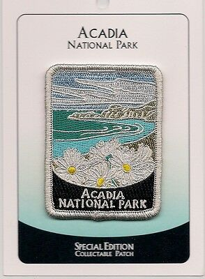 Acadia National Park Souvenir Patch - Special Edition Traveler Series