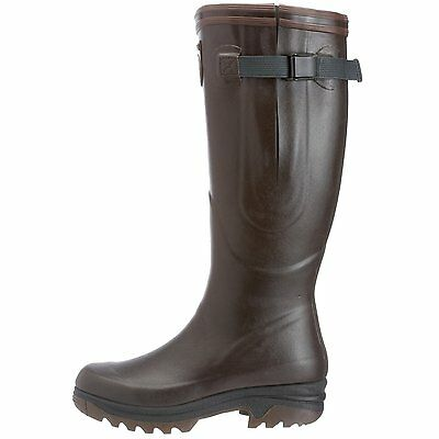 Aigle Wellies Course 2 Iso - brown