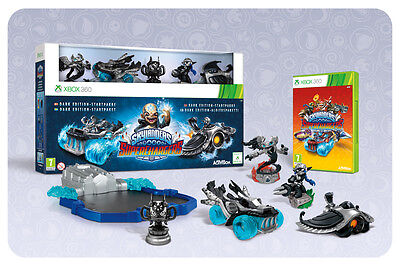 Skylanders Superchargers - Dark Edition Xbox 360 Playstation Starter Pack