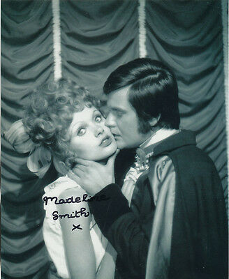 Madeline Smith In Person Signed Photo - B188 - Taste the Blood of Dracula