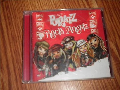 Bratz Rock Angelz CD