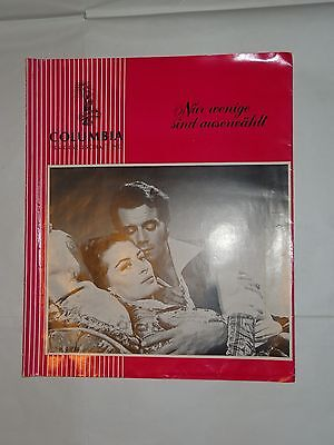 SONG WITHOUT END/DIRK BOGARDE+ CAPUCINE//german.press book
