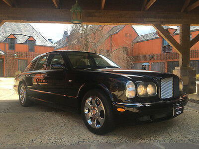 2001 Bentley Arnage  low mile 2 owner free shipping clean carfax loaded luxury exotic rare r