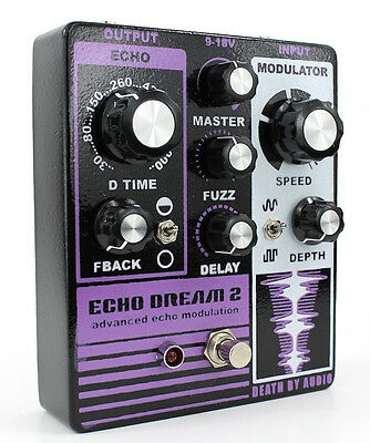 Death By Audio Echo Dream 2 Pedal - Authorized Dealer! Brand New!
