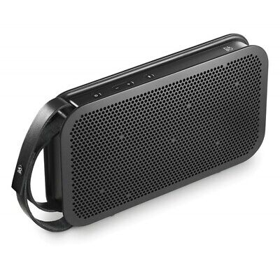 B&O Play by Bang & Olufsen BeoPlay A2 Portable Bluetooth Speaker - Black
