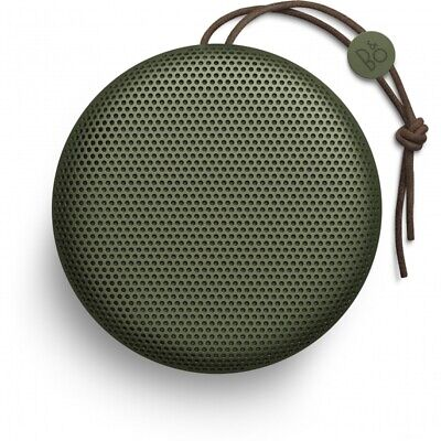 B&O Play by Bang & Olufsen BeoPlay A1 Portable Bluetooth Speaker - Moss Green