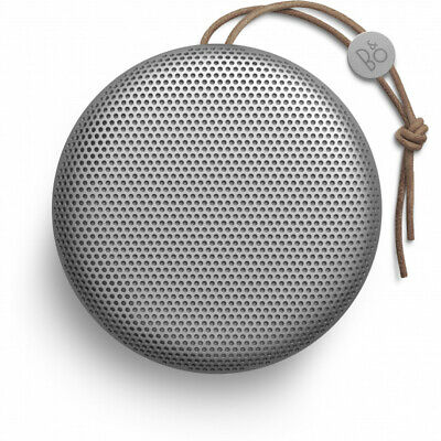 B&O Play by Bang & Olufsen BeoPlay A1 Portable Bluetooth Speaker - Natural
