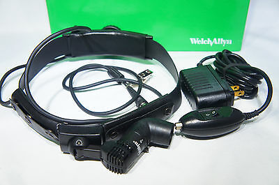 Welch Allyn Solid State Procedure Headlight With Direct Power Source 49020 NEW