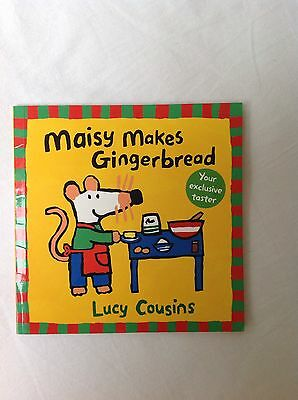 Maisie Gingerbread By Lucy Cousins