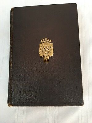 VTG ANTIQUE ENCYCLOPEDIA OF FREEMASONRY Volume 1 A - L Albert G. Mackey