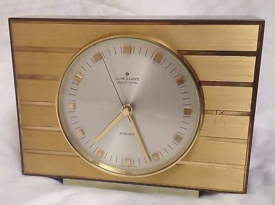 Über Cool Vintage Retro Junghans Electronic Ato-Mat Clock German Made