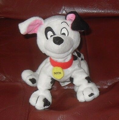 Disneys 101 Dalmatians Patch the Puppy Soft Toy