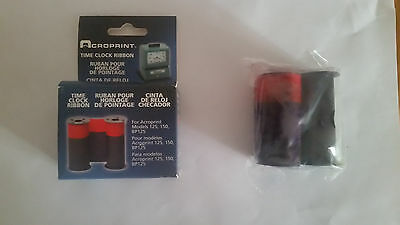 Acroprint 125/150 Replacement ribbon (Red/Purple) (Lot of 2)