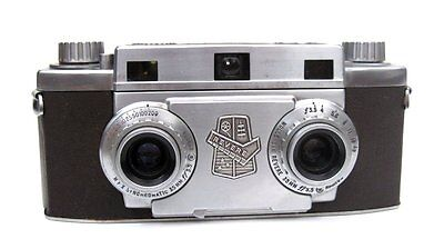 Revere 35mm Stereo Camera - Made in USA