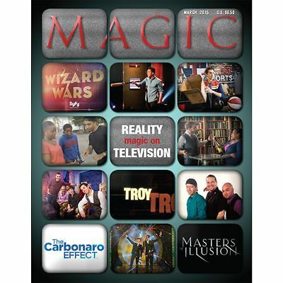 Magic Magazine March 2015 - Book