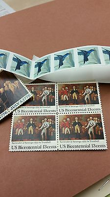 Forever Stamp Rate of 47 cents  - 2 stamp combo total   FMV $9.40