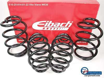 Eibach Pro-Kit 1 3/16in lowering springs Mercedes Vito Viano W639 > 08.2010