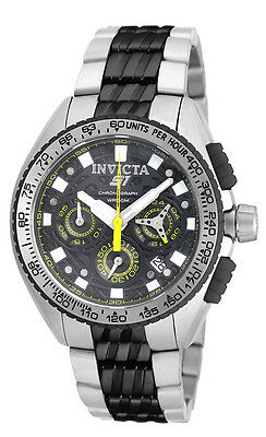 Invicta S1 Rally 18929 Mens 48mm Stainless Steel Quartz Watch