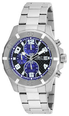 Invicta Specialty 17717 Mens 45mm Stainless Steel Quartz Watch