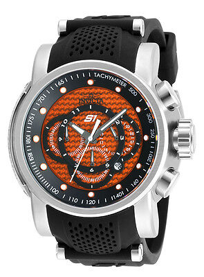 Invicta S1 Rally 19322 Mens 52mm Stainless Steel Quartz Watch