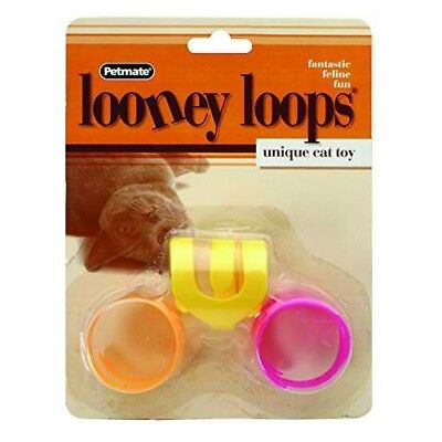 PETMATE 26333 Looney Loops Cat Toy