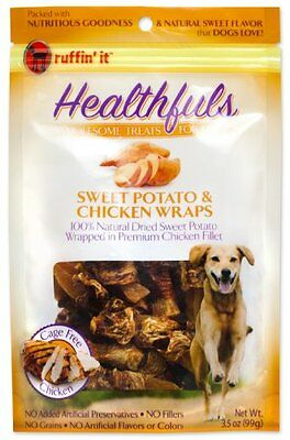 Healthfuls Sweet Potato and Chicken Wraps, 3.5-Ounce