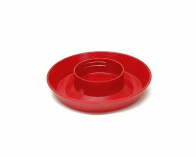 Brower 65 Plastic Threaded Poultry Fount Base