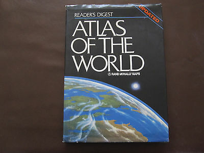 1992 Readers Digest Atlas Of The World