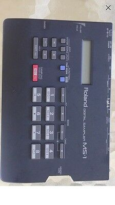 Roland MS-1 Digital Sampler