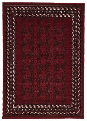 Hall Runner Rug 240cm Long Patterned Traditional Designer FREE DELIVERY