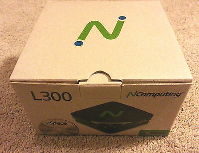 NComputing L300 Virtual Thin Client System for Windows &Linux VDI Solution