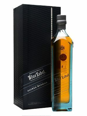 Johnnie Walker Blue Label Alfred Dunhill Blended Scotch Whisky 700ml
